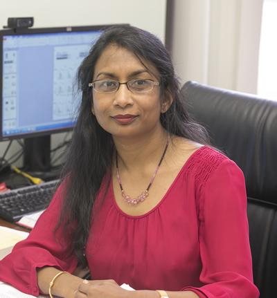 Sumita Bhaduri-McIntosh, MD, PhD