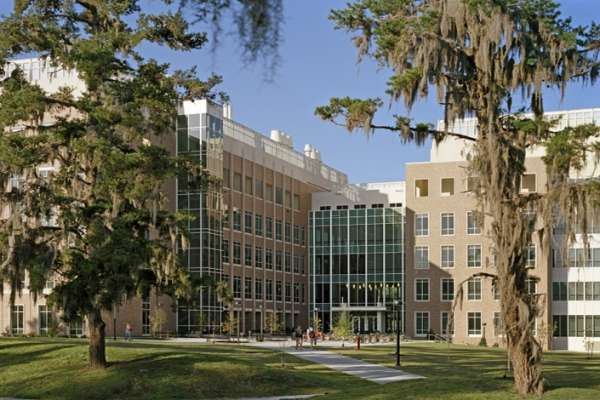 UF Genetics Institute building