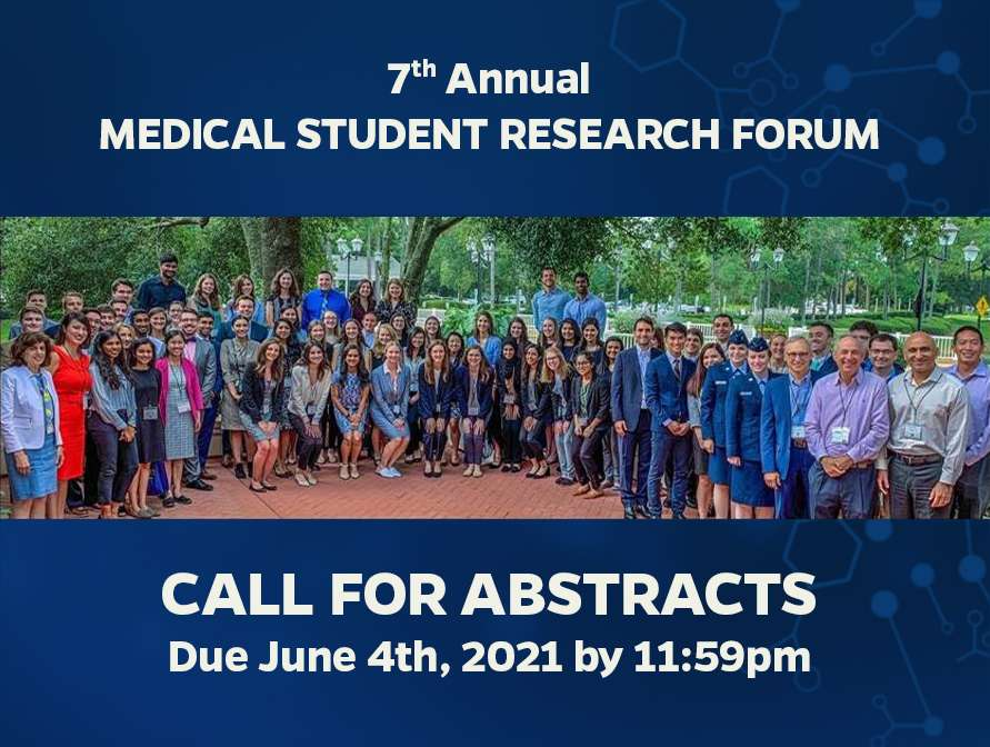 Pediatric Medical Student Research Forum